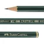Faber Castell Black Lead Pencil