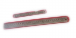 Metal Steel Ruler 30 & 15