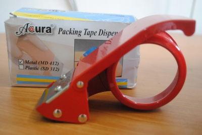 Metal Packing Tape Dispenser OL