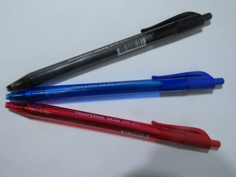 InkJoy 100 RT Ball Pen X-Fine