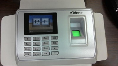 Vidone finger scanner