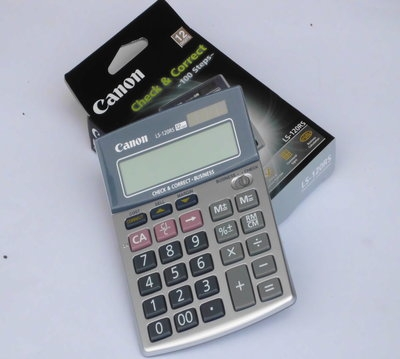 Canon Calculator LS-120RS