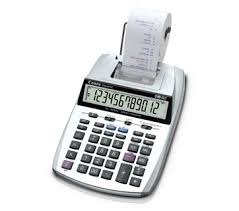Canon Printing Calculator P23-DTSC