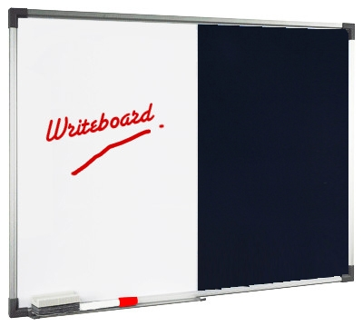 magnetic white boad & velvet board