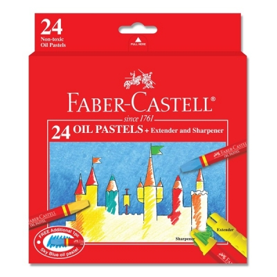 Faber Castell Oil Pastel