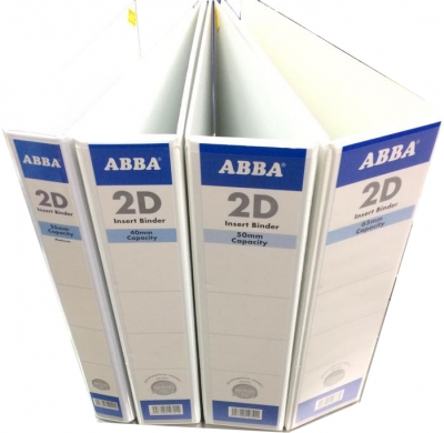 ABBA 2D Ring File