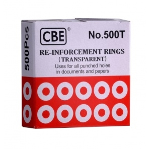 CBE Reinforcement Ring (Transparent)-500T