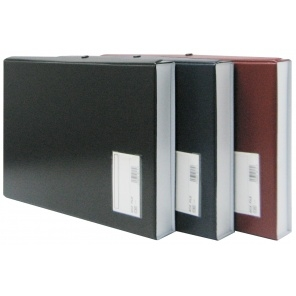 CBE PVC Box File-1175