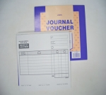 AERO Journal Voucher