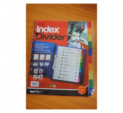Unicorn Index Divider UID-436