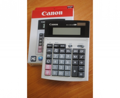 Canon Calculator WS-1210HI III