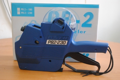 Sato PB2-230 Pricing Labeller