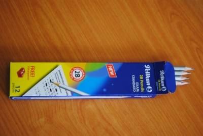 Pelikan Exam Standard 2B Pencil MP82