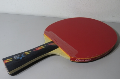 Double Happiness 4 star Table Tennis Bat