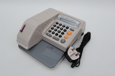 Heavy Duty Cheque Writter Machine