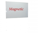 Single Sided Magnetic White Board