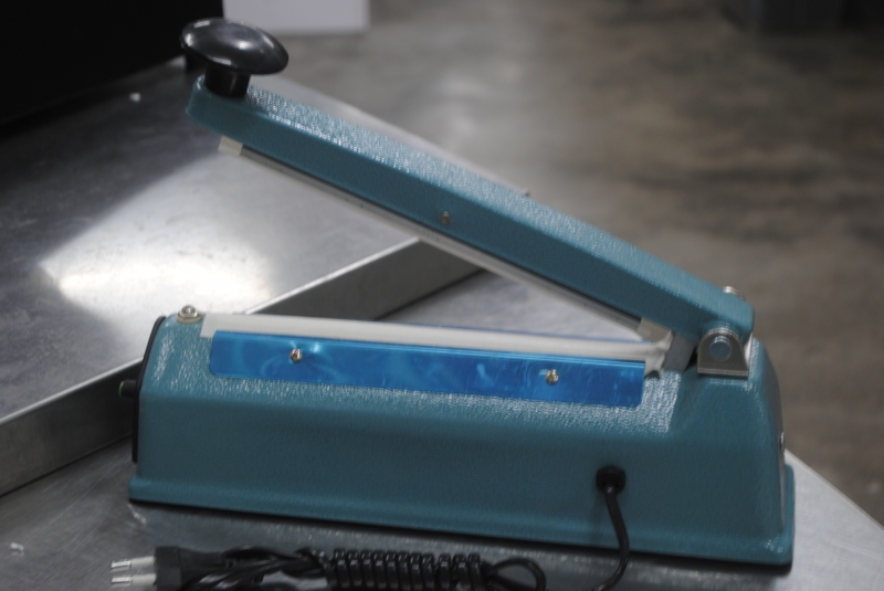 Impulse Sealer PFS-200 Metal