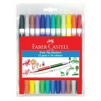 Faber Castell Twin Tip Marker